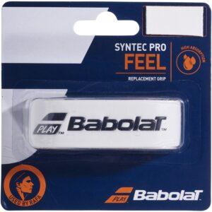 Babolat Grip Syntec Pro bianco