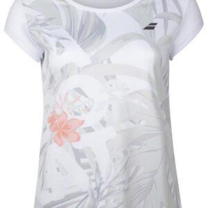 Babolat t shirt donna 178505 bianco