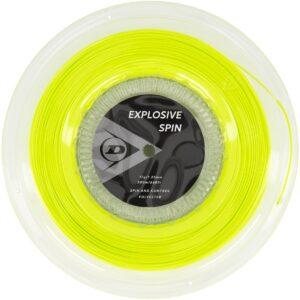 Dunlop Expolsive giallo 125