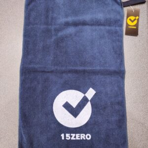 asciugamano 15ZERO BLU