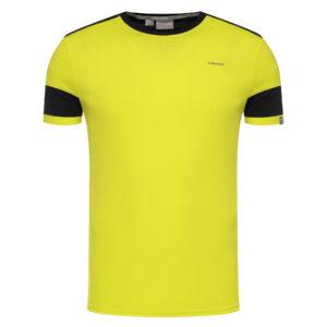 head-maglietta-tecnica-volley-811330-giallo-regular-fit