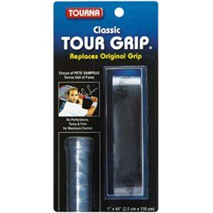 grip classic tour grip ctg-bk-n